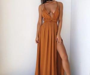 dress, dresses, and prom dresses image