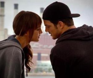 kiss, love, and step up image