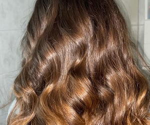 beauty, curls, and curly image