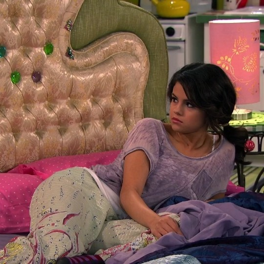 alex russo, childhood, and selena gomez image