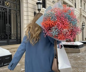 flowers, aesthetic, and fashion image