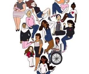 girl power and women image