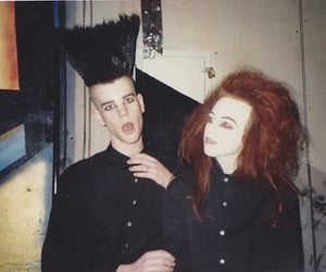 1980s, deathrock, and grufti image