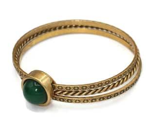 etsy, stacking bangle, and designer bangle image