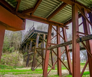 abandoned, urban decay, and urban exploration image