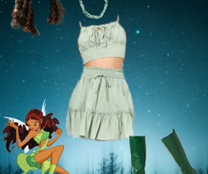 boots, fairy, and fashion image