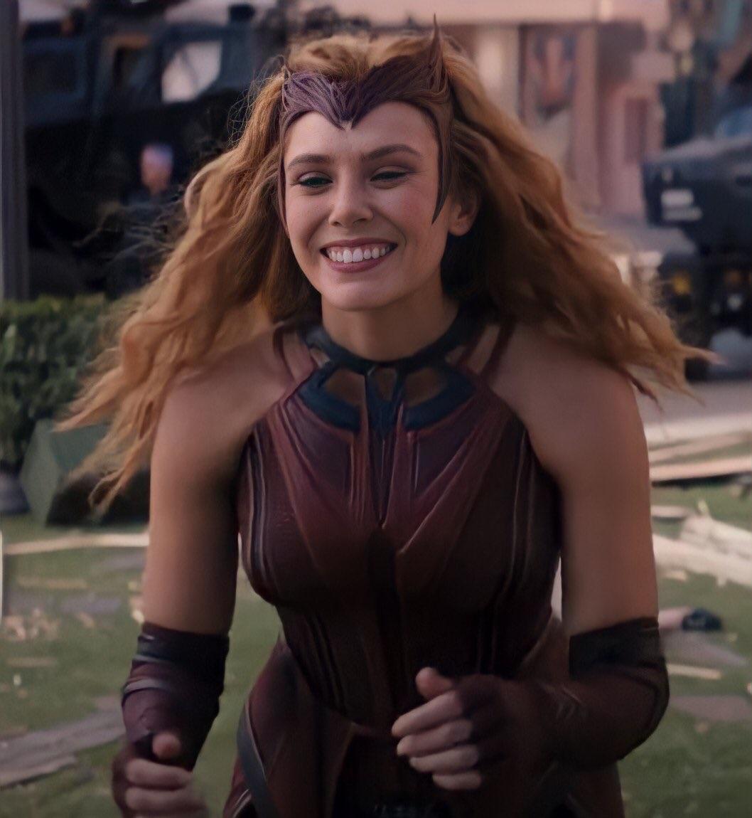 wanda maximoff, wandavision, and Avengers image