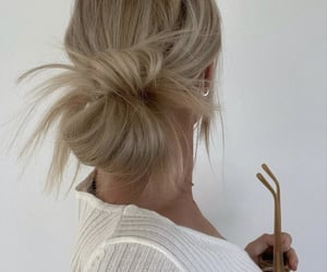 fashion, hair, and beauty image