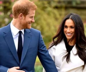britain, meghan, and harry image