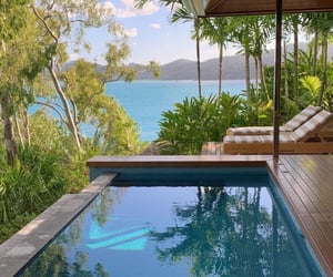 holiday, Island, and paradise image
