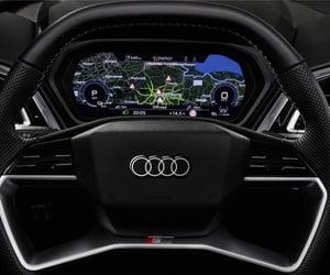 SUV, cars, and audi q4 e-tron image