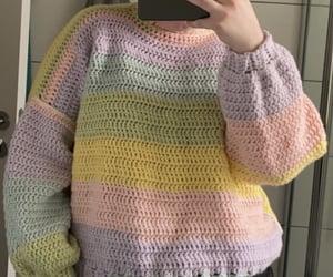 crochet, handmade, and unika image