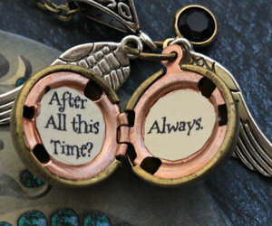 always, harry potter, and jewerly image