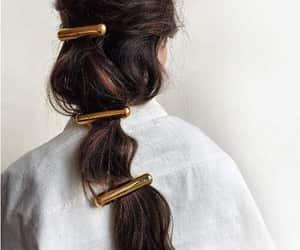 highlights, bangs, and braids image