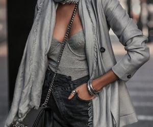 Alexander McQueen, blogger, and bodysuit image