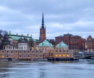 stockholm, suede, and sweden image