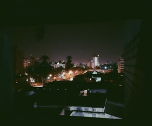 aesthetic, city, and city lights image