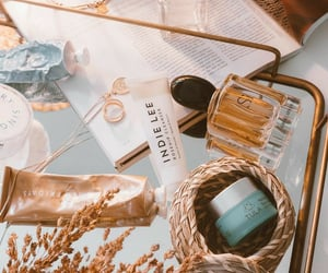 aesthetic, skincare, and fashion and beauty image