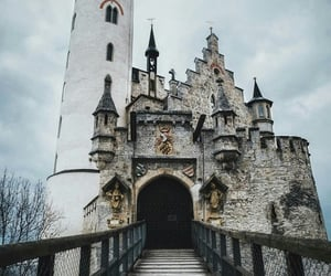 architecture, castle, and aesthetic image