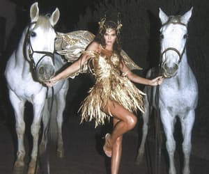 costume, dress, and kardashians image