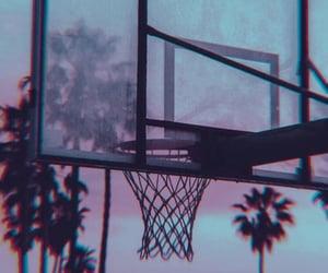 Basketball, sunset, and photography image