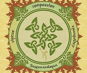celtic, understanding, and wisdom image