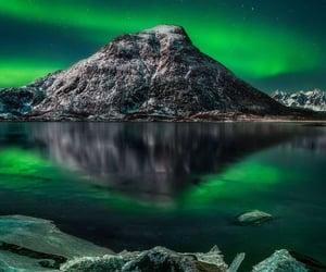 amazing, aurora borealis, and nature image