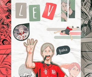 anime, lev, and inspo image