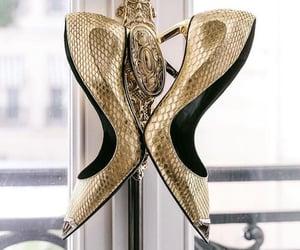 heels, high heels, and moda image
