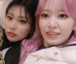 izone, sakura, and hyewon image