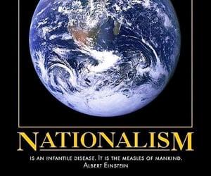 Albert Einstein, nationalism, and measles image
