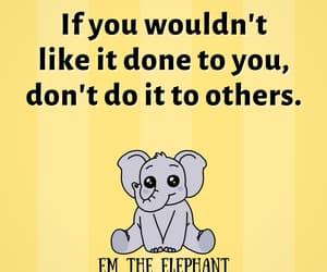 cutie pie, inspiring, and elephant image