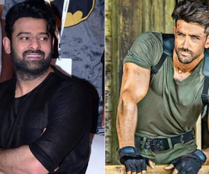 actors, hrithik roshan, and prabhas image