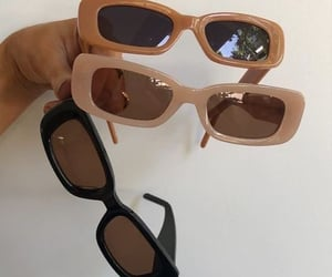 sunglasses, accessories, and glasses image