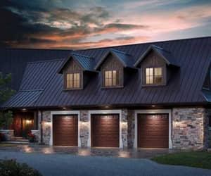 glenview, garage door supplier, and garage builder image