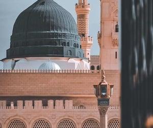 islam, mohammad, and مسجد النبي image