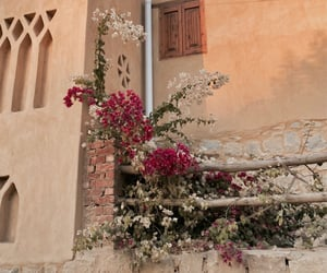 architecture, cottage, and egypt image