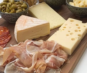 food, cheese, and style image