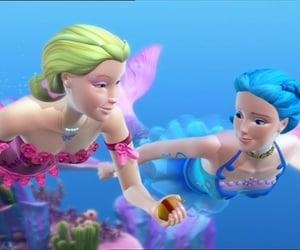 barbie, mermaid, and elina image
