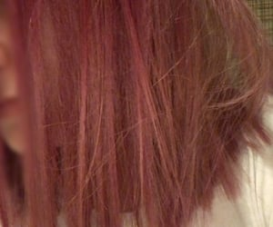inspiration, pink, and straight hair image