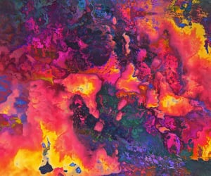art, background, and colorful image