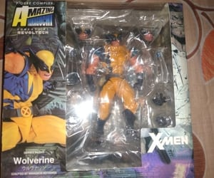 action figure, heroes, and x-men image
