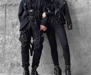 amazing, black, and boots image