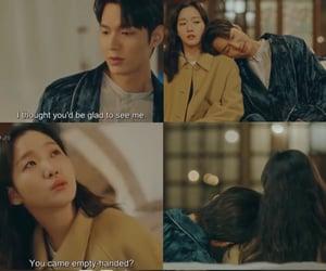 lee min ho, kim go-eun, and kdrama image