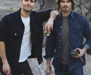 brothers, tvd, and ian and paul image