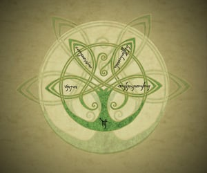 tranquility, compassion, and elven image