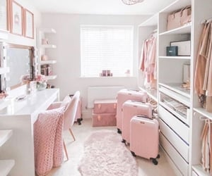 bedroom, closet, and home image