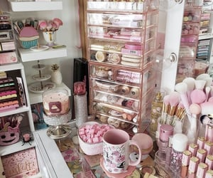beauty, decor, and glam image