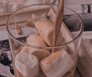 coffee, marshmallows, and hot chocolate image