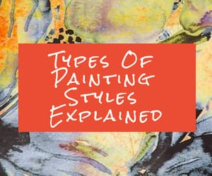arts, types, and abstract image